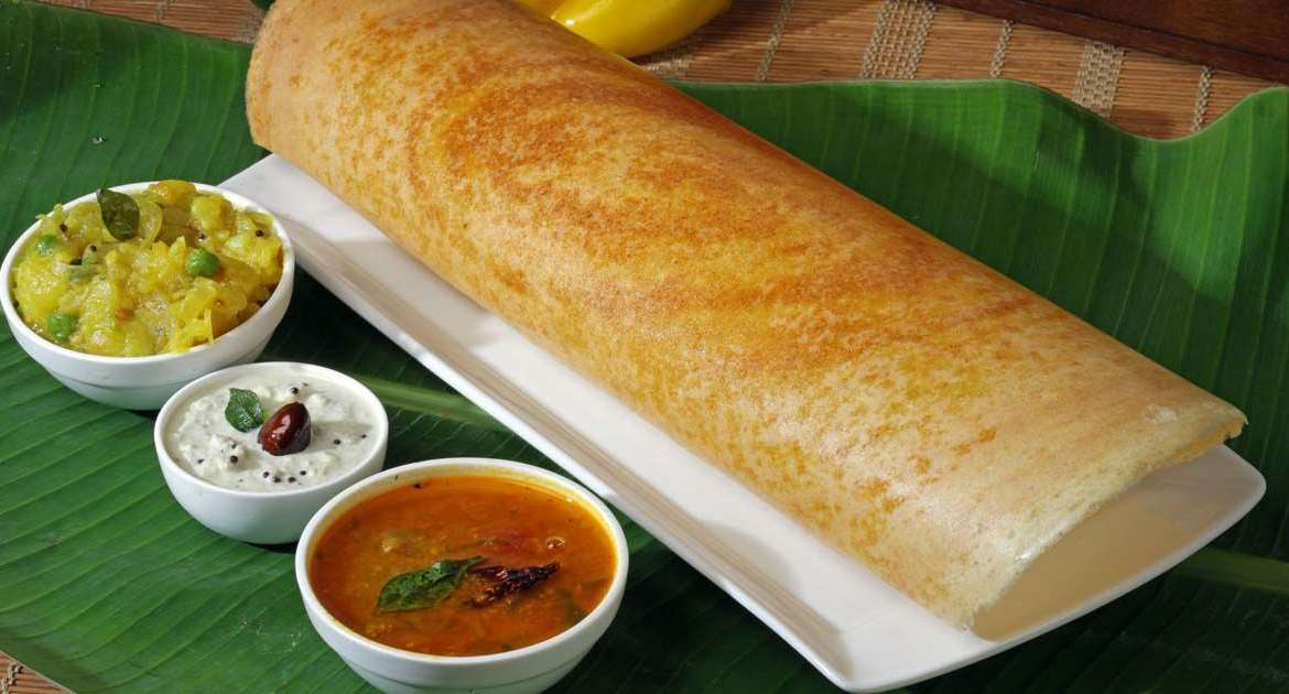 Flavours of South India